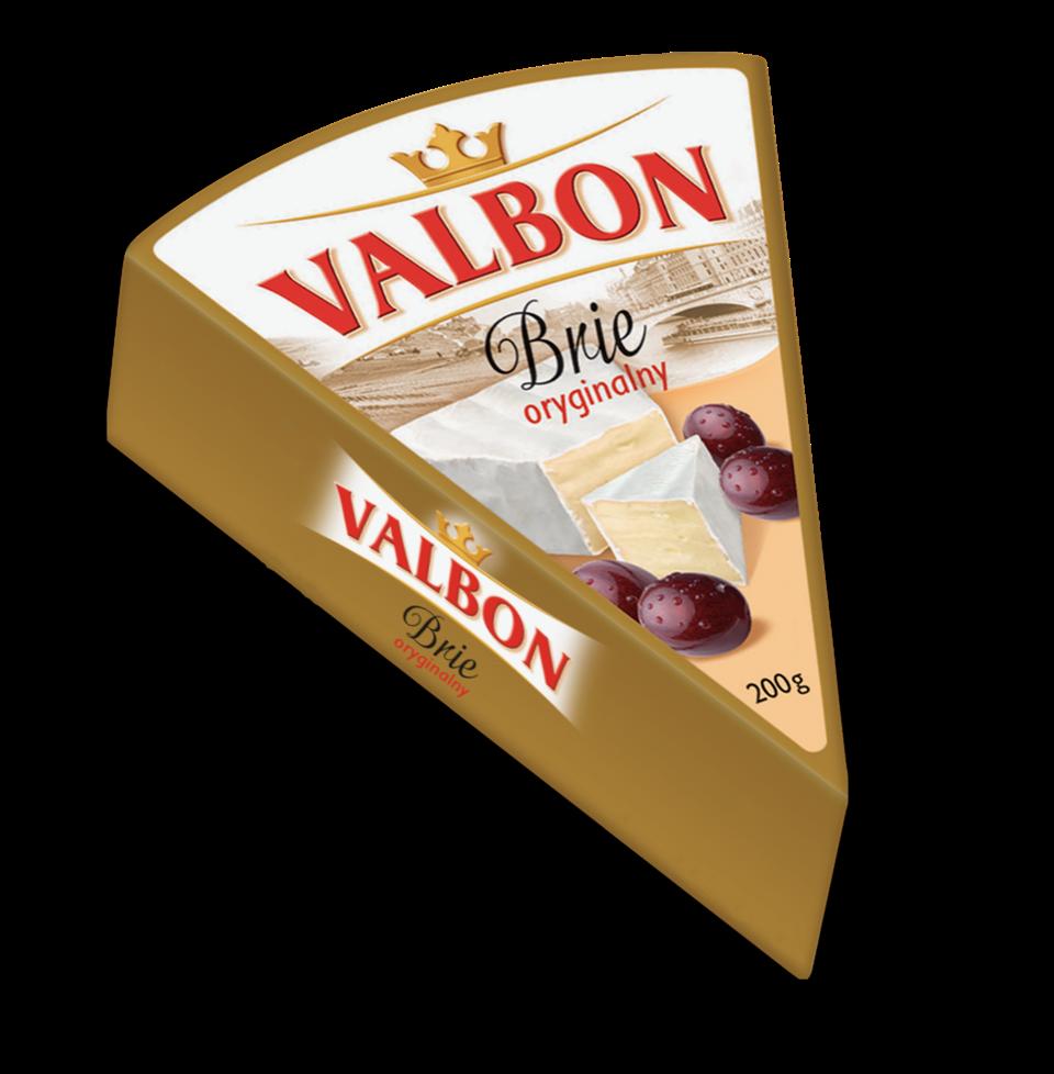 Ser Valbon Brie oryginalny