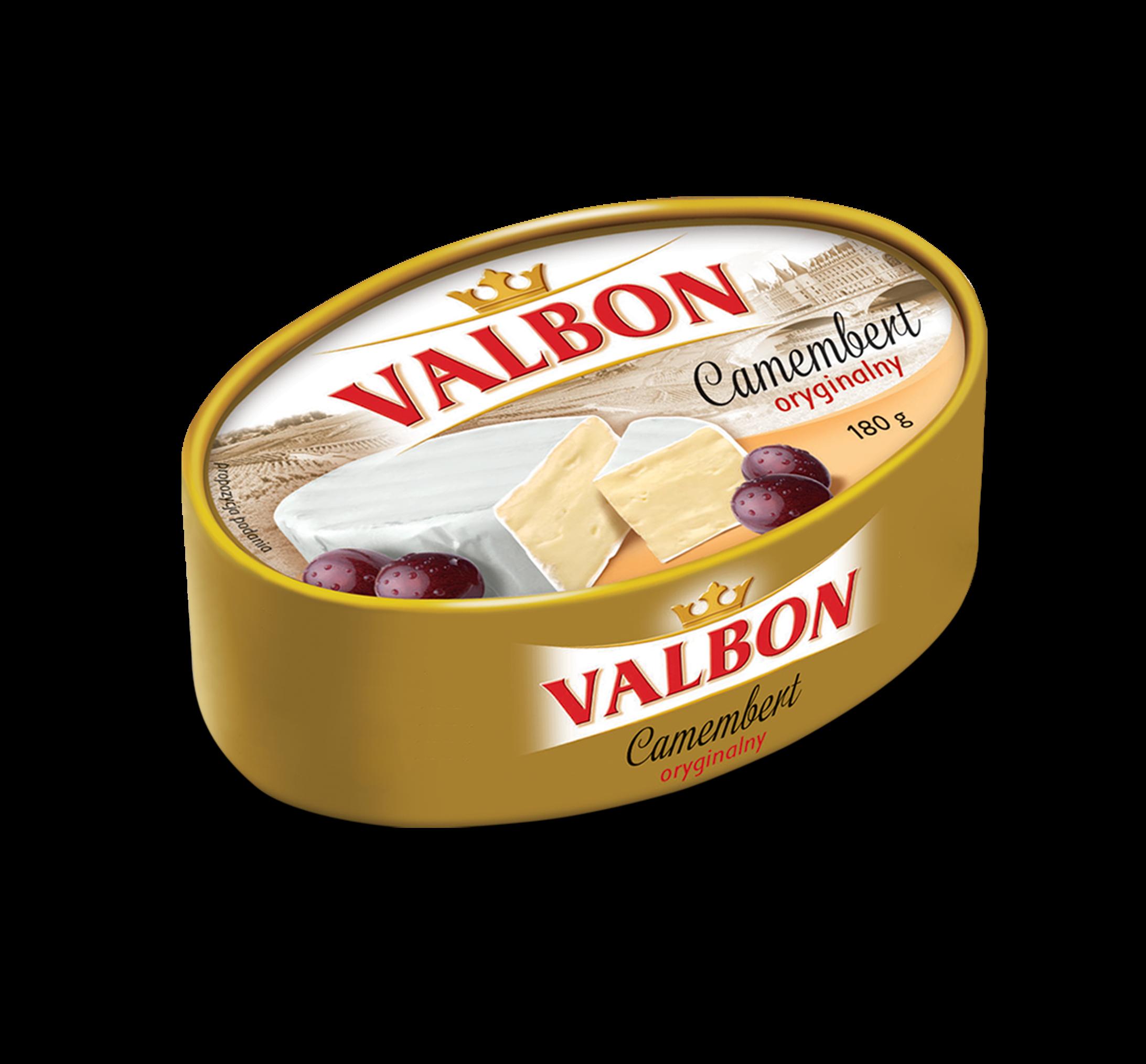 Ser Valbon Camembert oryginalny